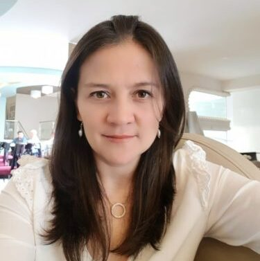 Alexandra Cortés representante del equipo de RC Australia