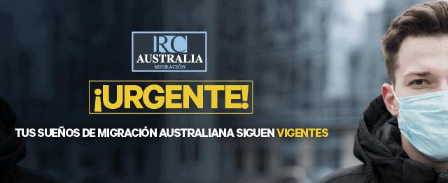 Rc Australia siempre contigo