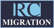 logo rc migration agencia migracion australia canada